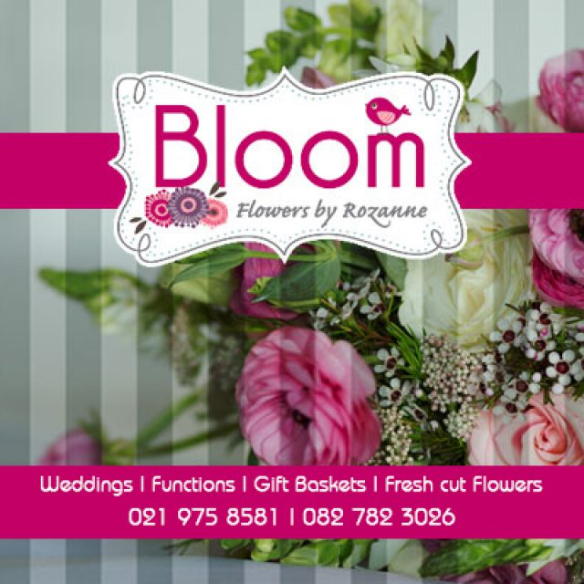 Bloom – Flowers by Rozanne