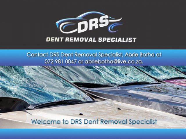 DRS Dent Removal Specialist