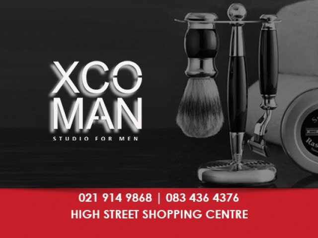 XCO Man Studio For Men
