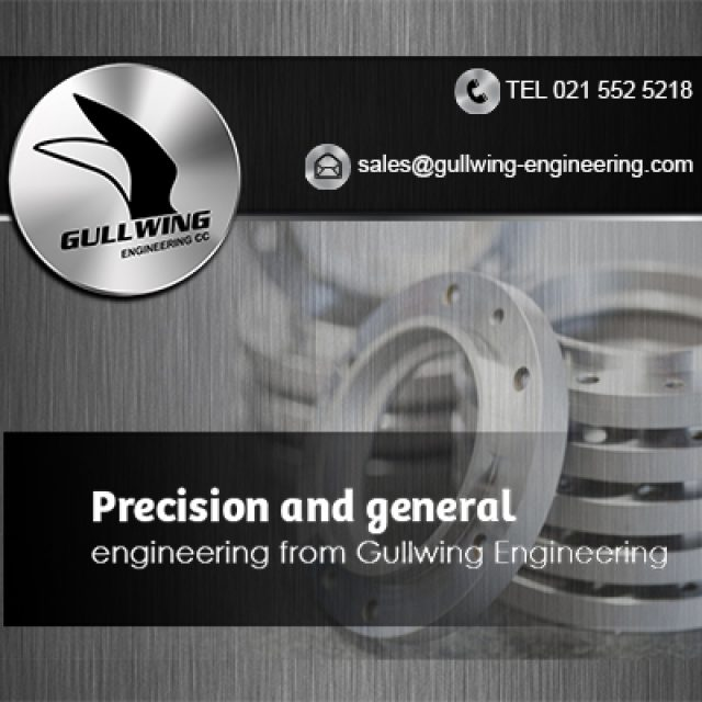 Gullwing Engineering cc