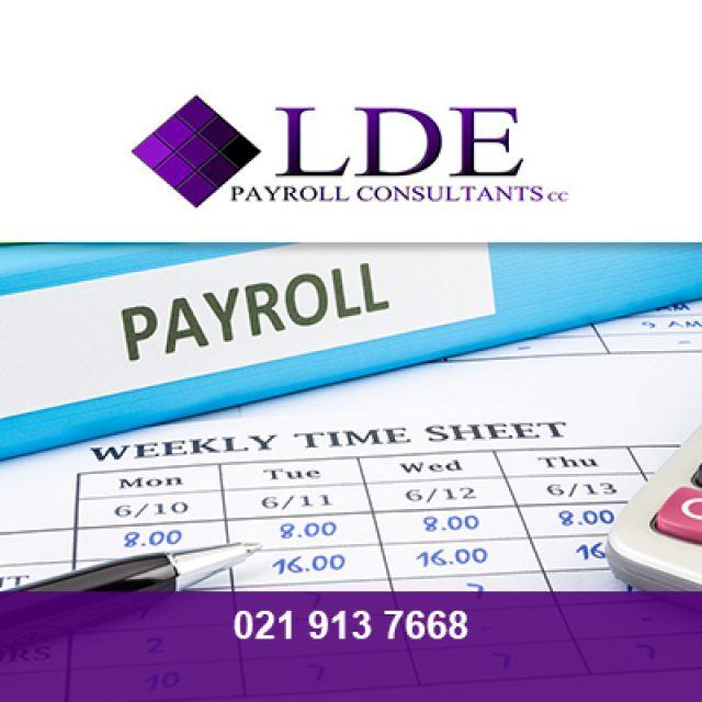 LDE Payroll Consultants