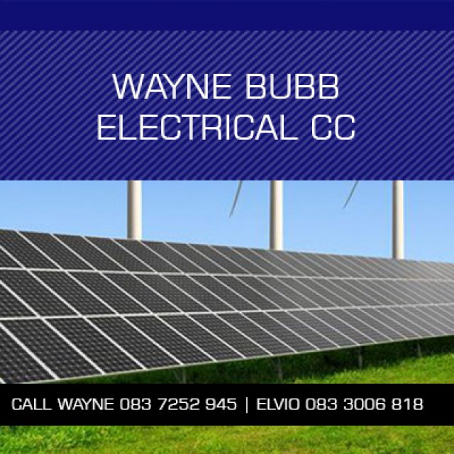 Wayne Bubb Electrical CC
