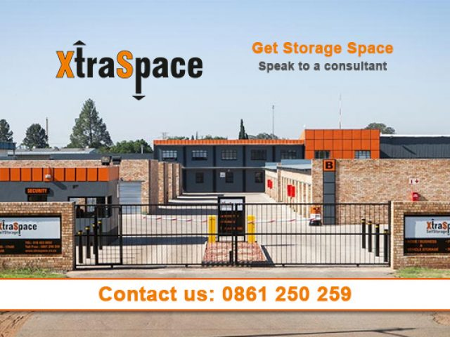 XtraSpace Self Storage